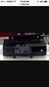 Want gone Xbox one 500gb with games