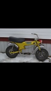 Wanted: Honda Ct70 rolling frame.