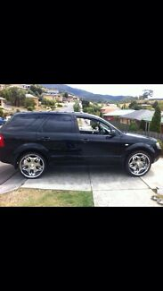 2004 Ford Territory Claremont Nedlands Area Preview
