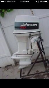 Wanted- Outboard Motor 65-120 hp