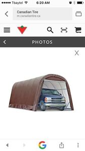 Wanted Car shelter
