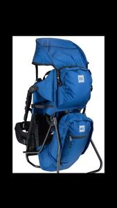 MEC HappyTrails baby backpack