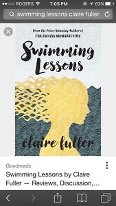 ISO swimming lessons by Claire fuller