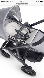 Uppa baby infant snug seat