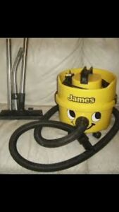 Numatic Hoover, James Vacuum Cleaner, Yellow