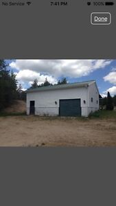 Building / storage for rent