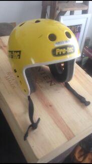 Full Cut Protec Helmet!