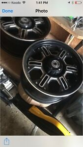 Chevy rims 16inch