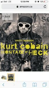 Kurt Cobain Montage of Heck box set