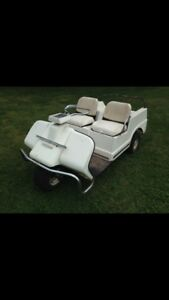 1968 Harley Davidson golf cart