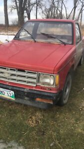 Chevy s10 Box