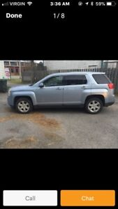 2014 GMC Terrain SLE SUV, FULLY EQUIPPED, BACK UP CAMERA