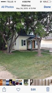 HOUSE FOR RENT IN WATROUS