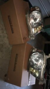 2009 Toyota Tacoma Headlight Housing OEM