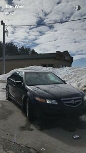 Acura TL 6speed with brembo package FRESH INSPECTION