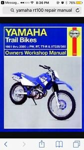 Yamaha service repair manual