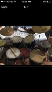 5 Piece Ludwig Accent