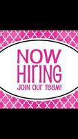 Full time cleaning techs needed.
