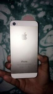 IPHONE 5s GOLD 130$