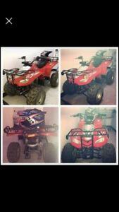 ATV 70cc mint condition