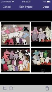 Huge lot of 0-12 month baby clothes!!