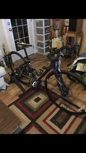 Size small carbon road bike