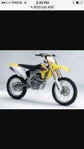 Mint 2010 rmz 450