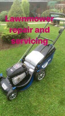 Lawnmower Repair And Servicing