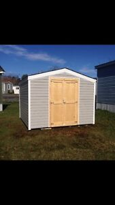 Baby barns/Sheds built on site in 1 day. 8x8 for 1300 all in!