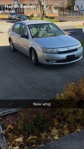 Saftey and etest 2003 Saturn ion 5speed low kms