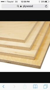Looking for any extra/unwanted OSB or plywood
