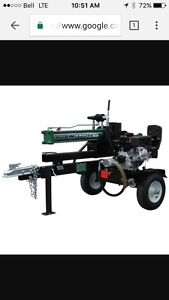 Forest king 22 Ton log splitter