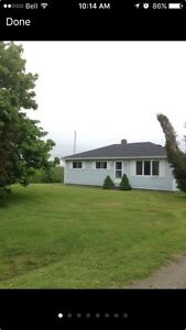 House for sale 2.5 km from Antigonish