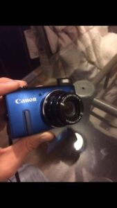 MINT CONDITION BRAND NEW CANON POWER SHOT CAMERA!