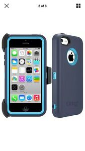 iPhone 5C with Otterbox case