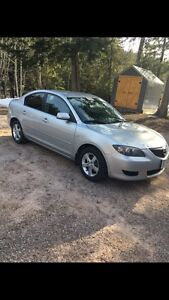 2006 Mazda 3 **reduced for quick sale**