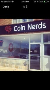 Coin Nerds, Bitcoin / Cryptocurrency Exchange 2%