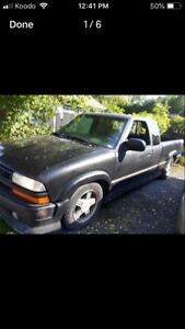 2002 Chevy s10 extreme