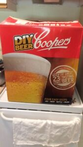 Coopers beer brewing kit 20+ litres