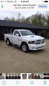 2014 low mileage Dodge Ram
