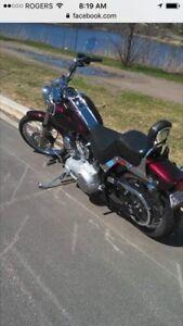 2005 Harley Softail