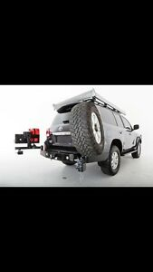 4x4 PREMIUM DUAL REAR WHEEL CARRIERS $1499 was $2500 SALE NOW ON Coopers Plains Brisbane South West Preview