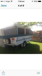 Jayco 1999 Flamingo outback Keilor Downs Brimbank Area Preview