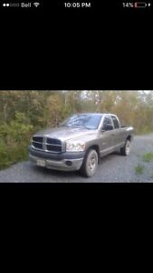 2008 Dodge Ram 1500 Parts Only