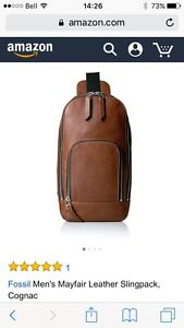 Men's Leather Carrier