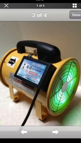 Powerful UV Light  Air Purifier For Large Areas Mold Killer !! Germicidal