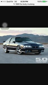 Looking for a 90ish fox body mustang