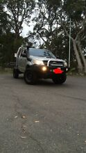 Toyota hilux sr Cowan Hornsby Area Preview