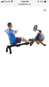 Nordictrack RW200 Power Rower Rowing Machine