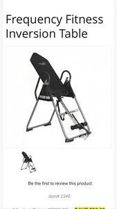 Inversion Table for sale London Ontario image 1